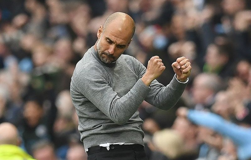 Man City Raih Treble Winners, Guardiola: Musim Ini Luar Biasa