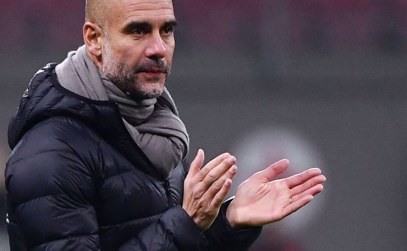 Guardiola Akui Man City Kesulitan Hadapi Atalanta